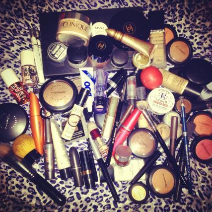 foto maquiagem