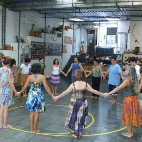 Oficina de Danças Populares com LucioSanfilippo